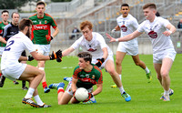 2016 All Ire Q-Final FC Kildare v Mayo