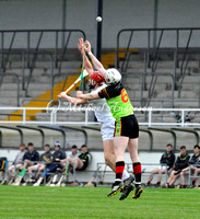 07 Paul Divilly kildare / IT carlow's Tommy Gallagher