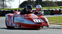 2017 Masters superbike 's rd1 Sidecars