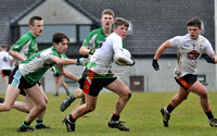2018 All Ireland Schools D Football S-final St Farnan V St Cuan