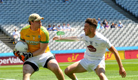2018 Leinster Junior Championship Final @ HQ Kildare v Meath