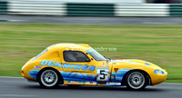 2016 Irish Car Championship Ginetta Jnr & Supercars